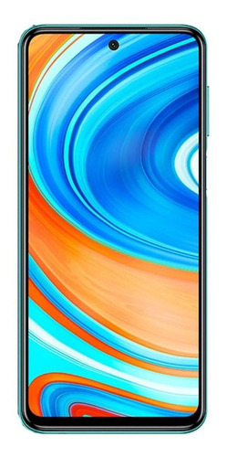 Xiaomi Redmi Note 9 Pro (64 Mpx) Dual SIM 128 GB verde-tropical 6 GB RAM