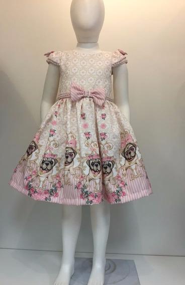 Vestido Petit Cherie Estampado 11.11.31108
