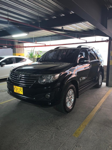 Toyota Fortuner Modelo 2012 4x2 Gasolina