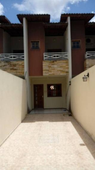 Casa Residencial Para Locação, Mondubim, Fortaleza. - Ca0112