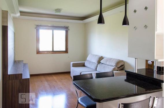 Apartamento Para Aluguel - Nossa Sra Das Graças, 2 Quartos, 56 - 893014837