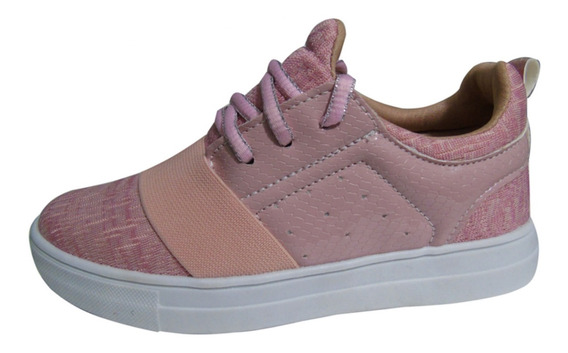 Sapato Infantil Menino E Menina Cores + Brinde
