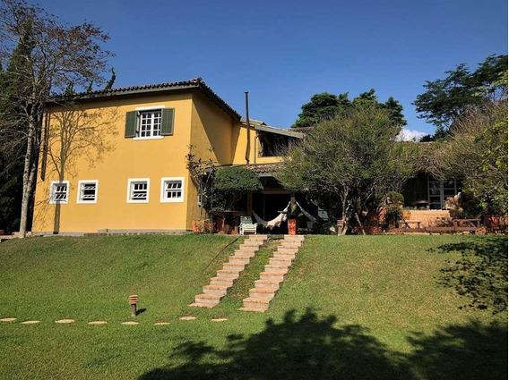 Casa Com 3 Dormitórios À Venda, 314 M² Por R$ 1.700.000,00 - Parque Dom Henrique Ii - Cotia/sp - Ca4332