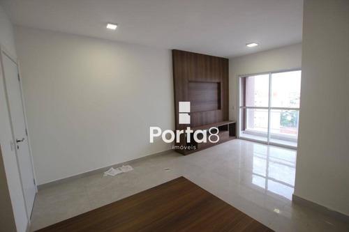 Imagem 1 de 30 de Apartamento À Venda, 77 M² Por R$ 560.000,00 - Bom Jardim - São José Do Rio Preto/sp - Ap7315
