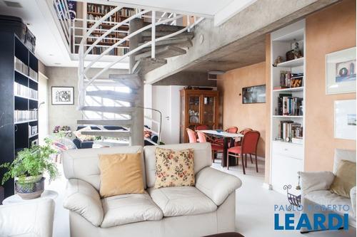 Imagem 1 de 15 de Apartamento - Sumaré - Sp - 491553