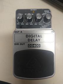 Pedal Digital Delay Dd400