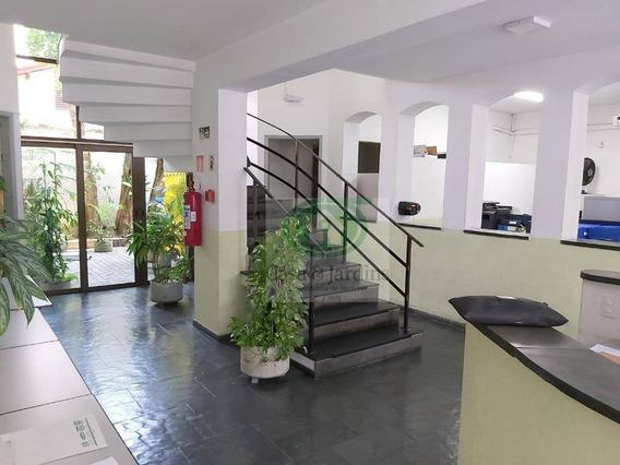 Predio Comercial Duplex No Boqueirão - Rua Goias - Santos - Pr0029