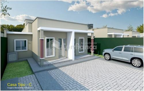 Imagem 1 de 16 de Casa A Venda Em Caucaia - Jardim Icarai - 262