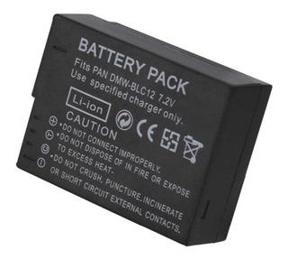 Bateria Panasonic Dmw-blc12 Blc12 Fz1000 Fz200 Fz300 G5 G6