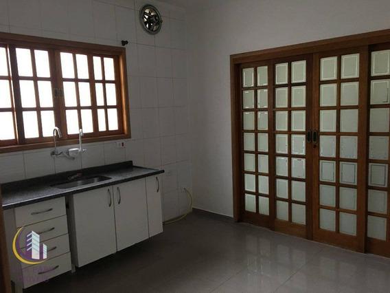 Casa Com 2 Dormitórios Para Alugar, 82 M² Por R$ 2.000,00/mês - Bela Vista - Osasco/sp - Ca0186