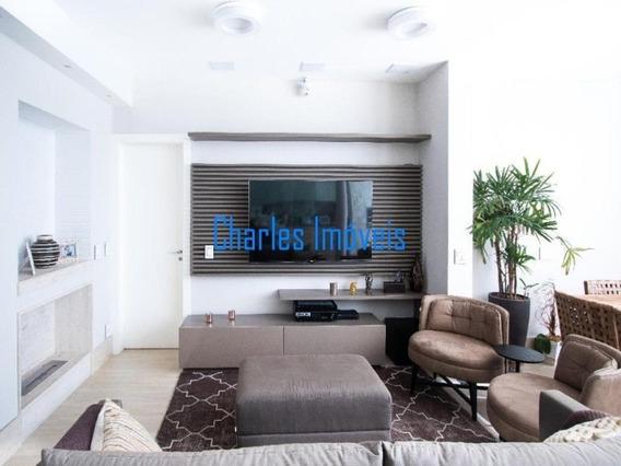 Apartamento Residencial À Venda, Perdizes, São Paulo. - Ap0005 - 34209428