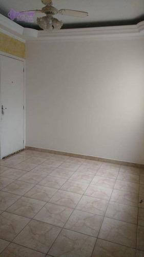 Apartamento Com 2 Dormitórios À Venda, 48 M² Por R$ 212.000,00 - Santa Terezinha - São Bernardo Do Campo/sp - Ap1319