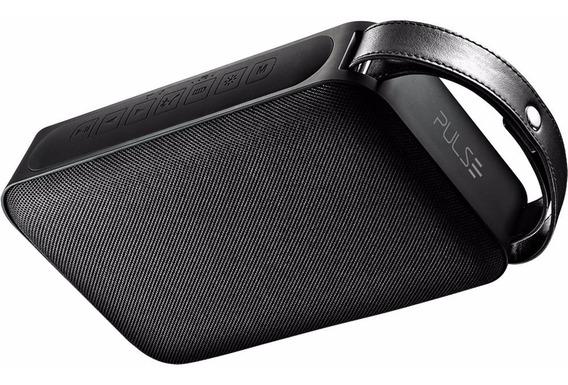 Caixa De Som Pulse Bluetooth 50w Sp235 Com Nota Fiscal