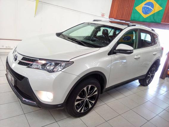 Toyota Rav4 2.5 4x4 16v Gasolina 4p Automático