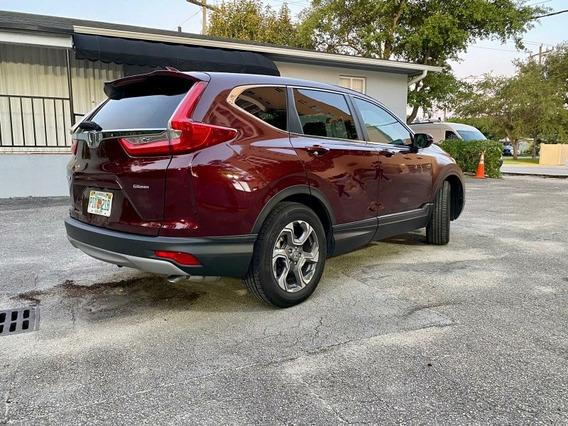 Honda Cr-v Ex Importada