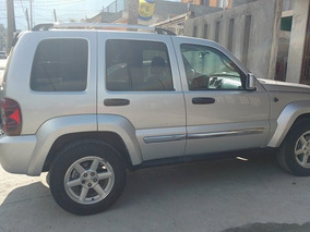 Jeep Liberty Limited 4x4 At