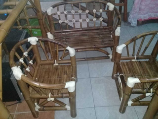 Sala De Bambú Para Niños