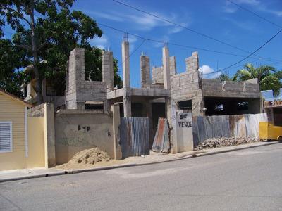Casa En Construccion En Venta