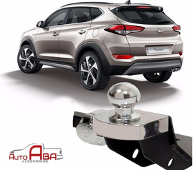 Engate Reboque Fixo Reforçado Hyundai Tucson 2017 2018