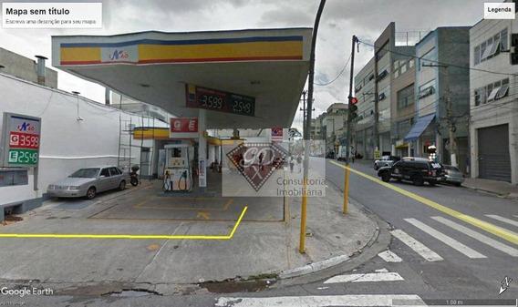 Terreno Para Alugar, 348 M² No Bom Retiro - Te0077