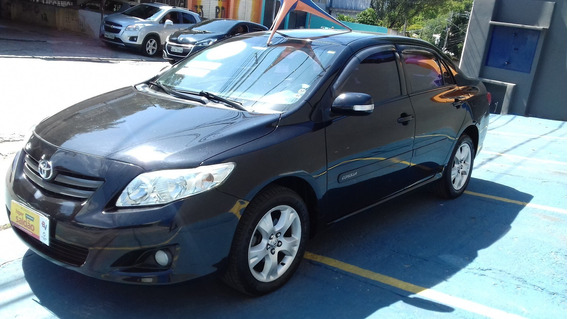 Toyota Corolla 1.8 Xei Aut 2010 S Novo $ 38900 Finaciamos