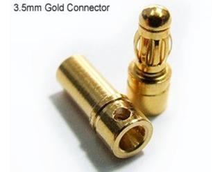 Control Velocidad Speed Conector 3.5mm Gold Lipo Esc Motor F