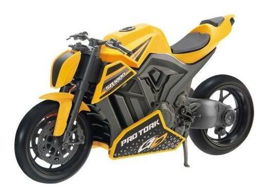 Moto Sport Pro Tork Usual - 389 - Amarelo