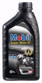 Óleo Mobil 20w50 Para Motor 4t