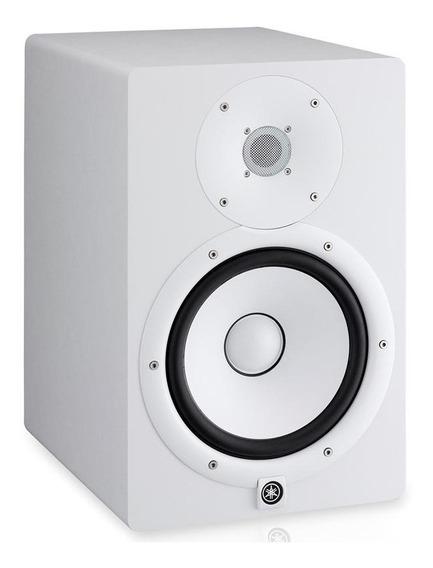 Monitor De Referência Estúdio Yamaha Hs8 Unidade 110v Branco