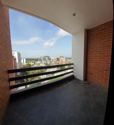 Apartamento Amueblado 3 Habitaciones Zona 10 Guatemala - Paa-037-08-08