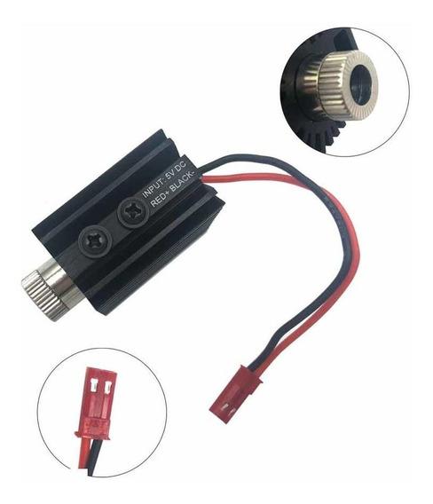 Modulo Laser 1500mw Cabeça Impressora Cnc Grava Highpower