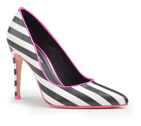Zapatos De Mujer De Cuero Cartagena - Ferraro