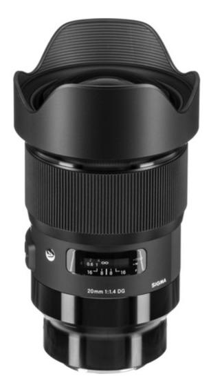 Lente Sigma 24mm 1.4 Art Para Camera Sony