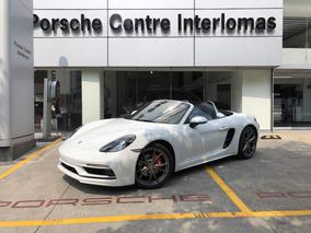 Porsche Boxster S 2018