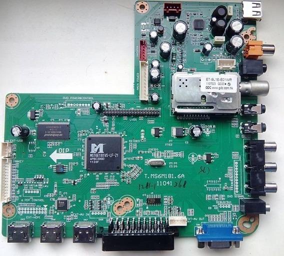 Main Board O Tarjeta De Video Premium Plc32d100hd