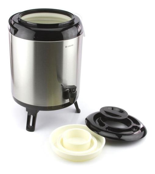 Botijão Térmico Aço Inox 10l
