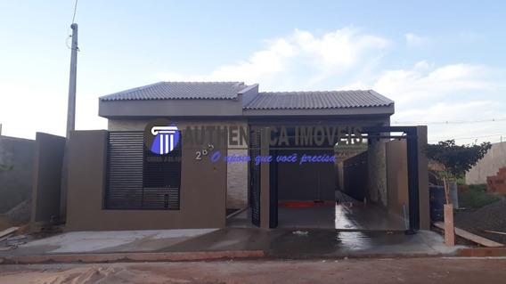 Excelente Casa Para Venda Em Ourinhos - Ca00885 - 34298789