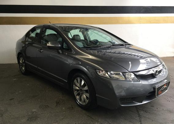 Honda Civic Lxl 1.8 2011 Aut. Completo (flex)