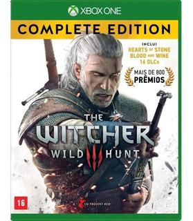 The Witcher 3 Entrega Inmediata Xbox One Modo Offline