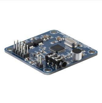 Módulo Reproductor Mp3 Para Arduino Y Microcontroladores