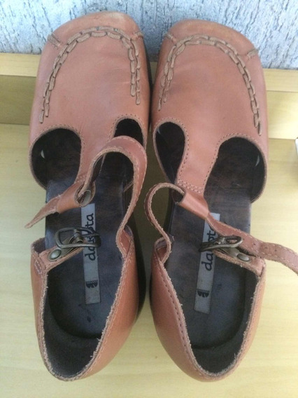 Sapato Usado Dacota Tipo Boneca Num. 35 Bom Estado