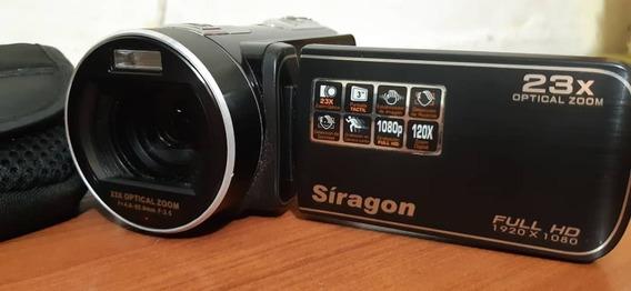 *...oferta Del Dia...* Filmadora Siragon 1080p