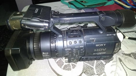 Filmadora Sony Hdr Fx1