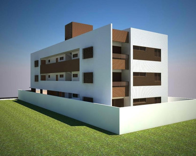 Apartamento Em Jardim Cidade Universitária, João Pessoa/pb De 70m² 3 Quartos À Venda Por R$ 209.990,00 - Ap211078