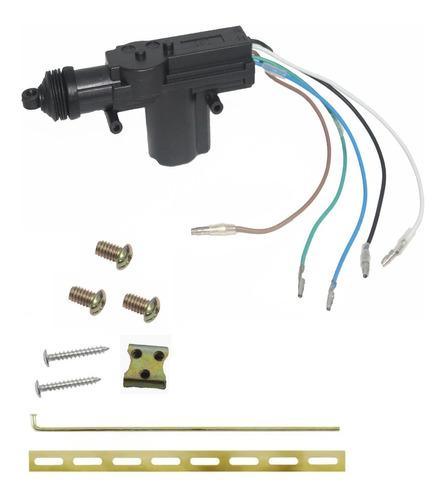 Motor Mestre Para Trava Elétrica 5 Fios Universal P/ Carros