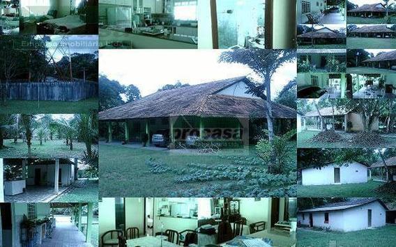 Sítio Com 2 Dormitórios À Venda, 20 M² Por R$ 1.000.000,00 - Tarumã-açu - Manaus/am - Si0001