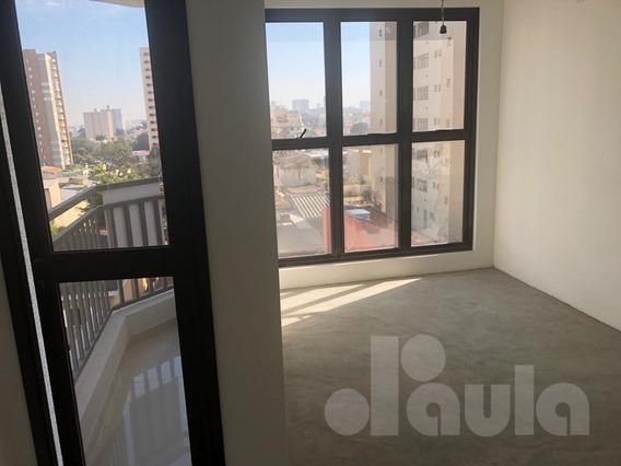 Apartamento Estilo Loft 41m² Vila Valparaíso - 1033-11624