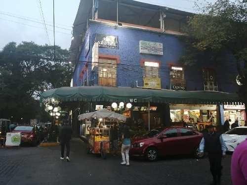 Local Comercial En Traspaso Coyoacan Centro, 10m2 De Superficie