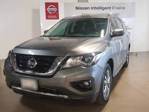 Nissan Pathfinder 2017 3.5 Advance Cvt