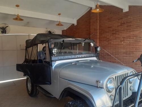 Jeep Wilys Bernardao !